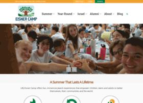 eisner.urjcamps.org