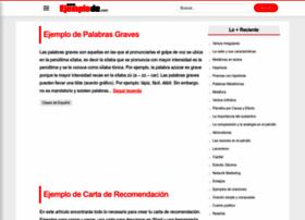 ejemplode.com