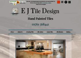 ejtiledesign.co.uk
