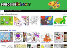 ejuegosdecolorear.com
