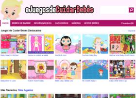 ejuegosdecuidarbebes.com