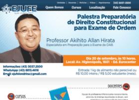 ejufelondrina.com.br