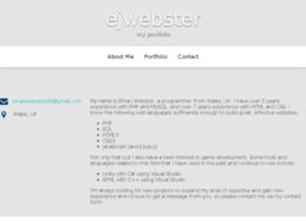 ejwebster.com