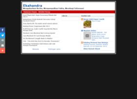 ekahandra.blogspot.com