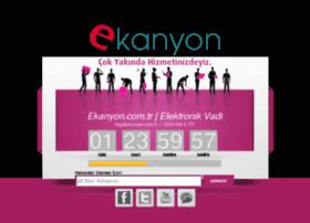 ekanyon.com.tr