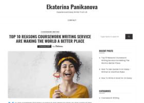 ekaterinapanikanova.com