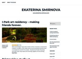 ekaterinasmirnova.wordpress.com