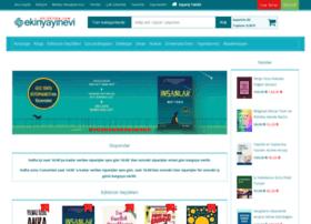 ekinyayinevi.com