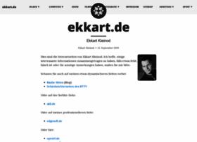 ekkart.de