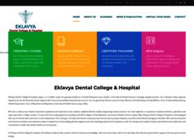 eklavya.ac.in
