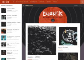 eklektik-rock.com