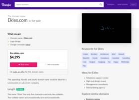 ekles.com
