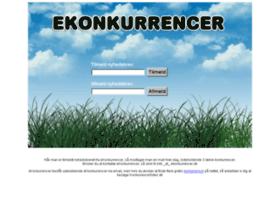 ekonkurrencer.dk