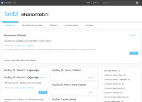 ekonometri.comu.edu.tr