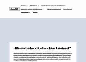 ekoodit.fi