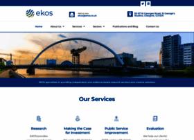 ekos-consultants.co.uk