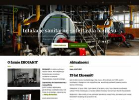 ekosanit.kielce.pl