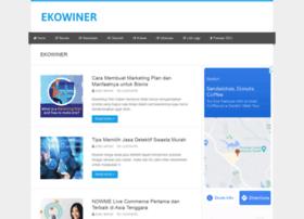 ekowiner.web.id