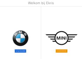 ekris.bmw.nl