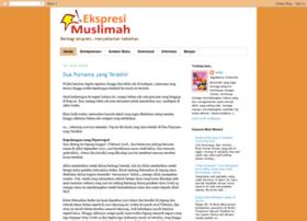 ekspresimuslimah.blogspot.com