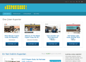 ekuponkodu.com