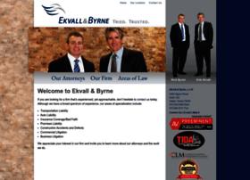 ekvallbyrne.com