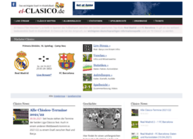 el-clasico.de