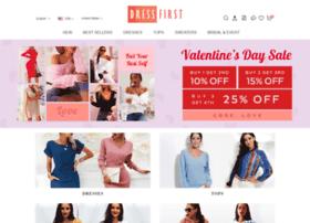 el.dressfirst.com