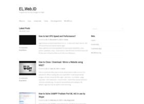 el.web.id