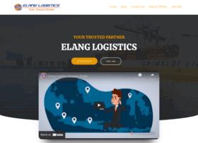 elang-logistics.com