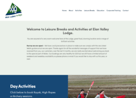elanvalleyleisure.co.uk