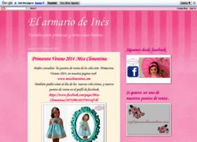 elarmariodeinesymiscosas.blogspot.com