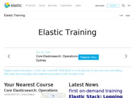 elasticsearch.trainingrocket.com