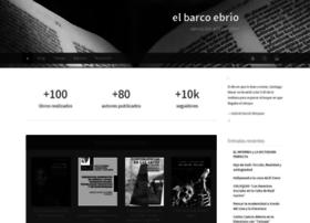 elbarcoebrio.com