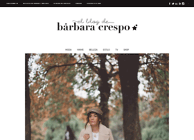 elblogdebarbaracrespo.com