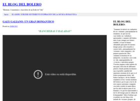elblogdelbolero.wordpress.com