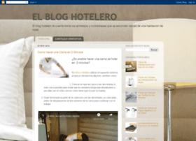 elbloghotelero.com
