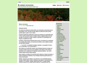 elbosquesilencioso.com