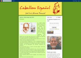 elcaballeroespanol.blogspot.com