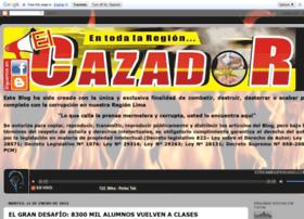 elcazadordelanoticia.blogspot.com
