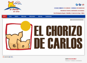 elchorizodecarlos.com.co