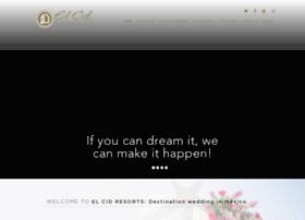 elcidweddings.com
