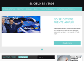 elcieloesverde.com.uy