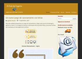 elclubdelingenio.com.ar