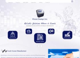 elcomdesign.com