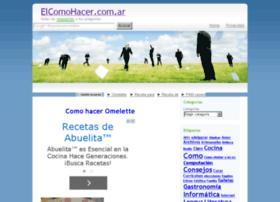 elcomohacer.com.ar