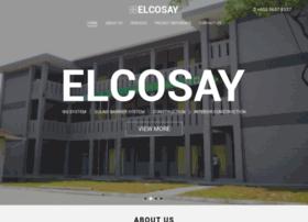 elcosay.com