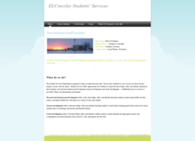 elcssstudentsservices.weebly.com