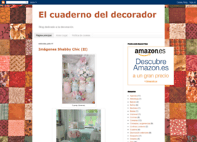 elcuadernodeldecorador.blogspot.com