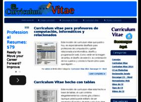 elcurriculumvitae.org